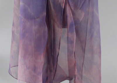 david braunsberg silk chiffon scarf art product CHS1