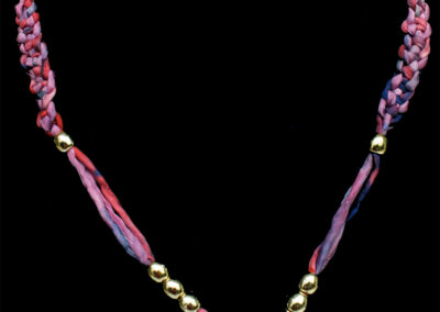 david braunsberg silk necklace product NE1