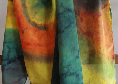david braunsberg silk scarf art product SC1