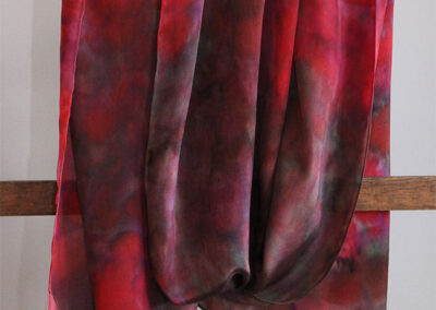 david braunsberg silk scarf art product SC10