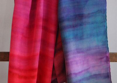david braunsberg silk scarf art product SC11