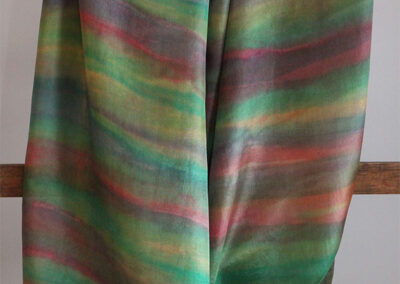 david braunsberg silk scarf art product SC12
