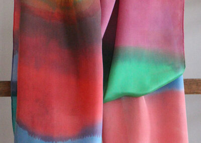 david braunsberg silk scarf art product SC2