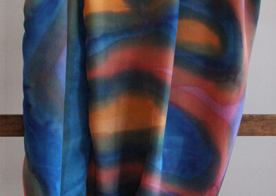 david braunsberg silk scarf art product SC5