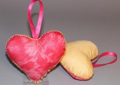 Silk Hearts